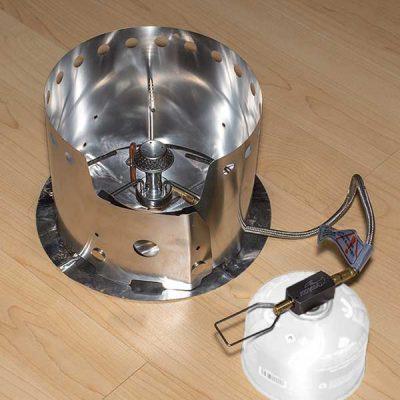 Bobcat Kovea Cooking System
