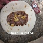 Bean Burritos