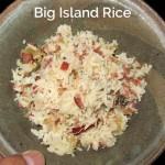 Big Island Rice