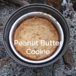 Peanutbutter cookie