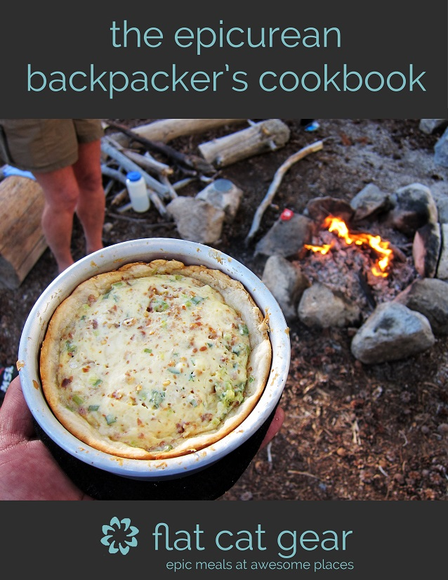 the epicurean backpacker 2 cover fast load